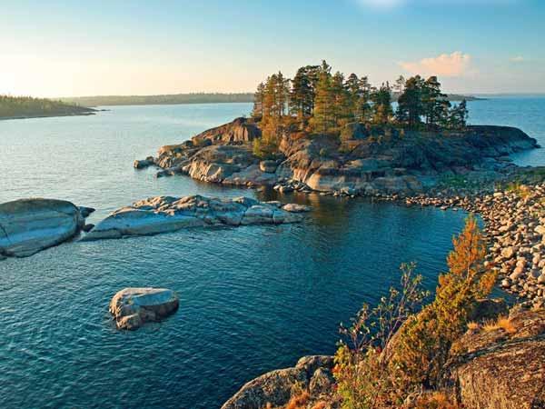 Daftar Danau Terbesar Di Dunia Yang Membuatmu Takjub - Danau Ladoga