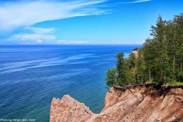 Daftar Danau Terbesar Di Dunia Yang Membuatmu Takjub - Danau Ontario