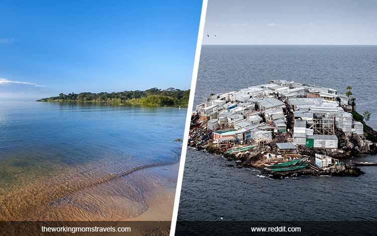 Daftar Danau Terbesar Di Dunia Yang Membuatmu Takjub - Danau Victoria