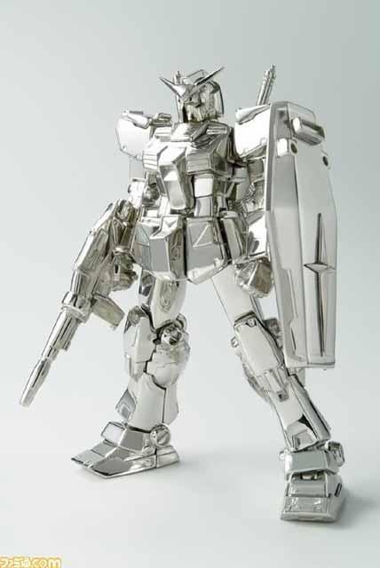 Daftar Mainan Termahal Di Dunia - Gundam Fix Platinum