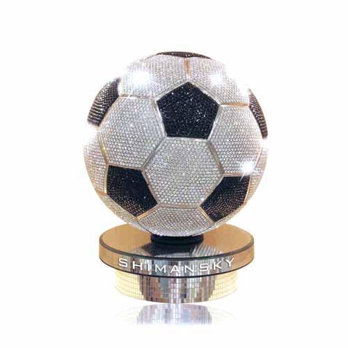 Daftar Mainan Termahal Di Dunia - Shimansky Soccer Ball