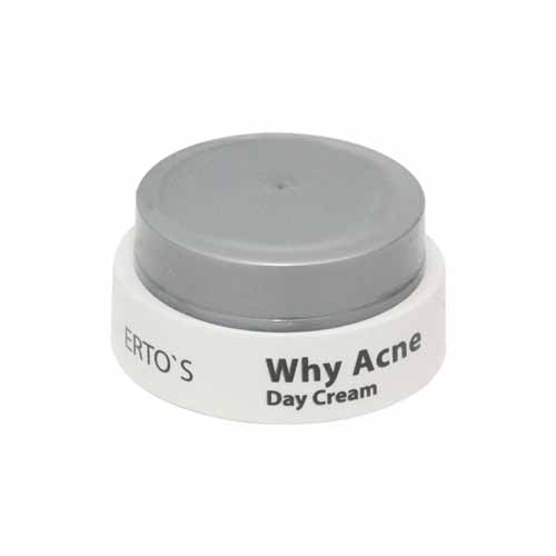 Day Cream Yang Bagus - Ertos Why Acne Day Cream