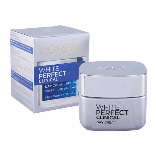 Day Cream Yang Bagus - L'Oreal Paris White Perfect Clinical Day Cream