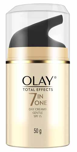 Day Cream Yang Bagus - Olay Total Effects 7 in 1 Day Cream Gentle