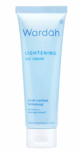 Day Cream Yang Bagus - Wardah Lightening Day Cream