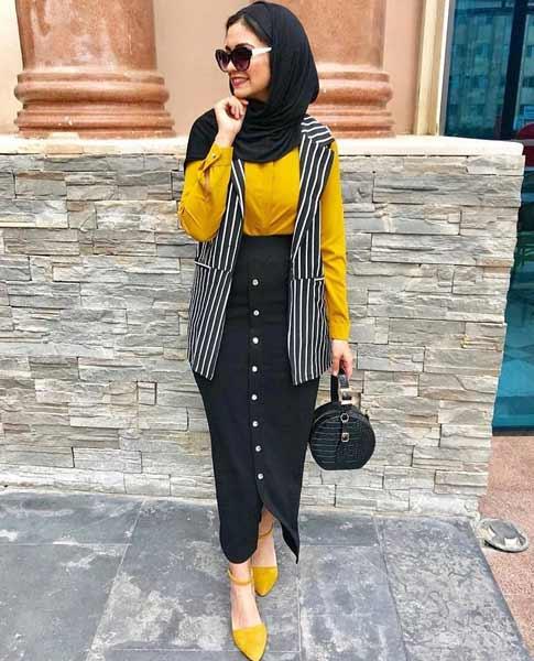 inspirasi hijab bagi pemula