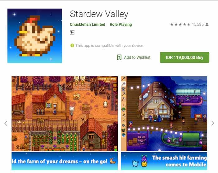 Game offline Terbaru 2019 - Stardew Valley