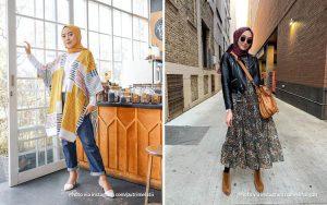 Mix n Match Hijab Terkini Yang Instagramable