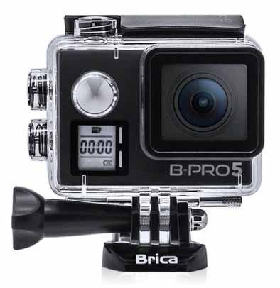 Rekomendasi Kamera Vlog Yang Bagus Dan Murah - BRICA B-Pro 5 Alpha Edition 4K Mark IIs