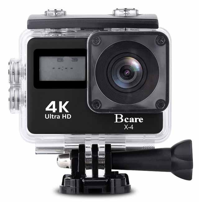 Rekomendasi Kamera Vlog Yang Bagus Dan Murah - Bcare B-Cam X-4