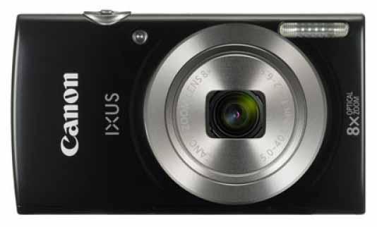 Rekomendasi Kamera Vlog Yang Bagus Dan Murah - Canon IXUS 185 Pocket Camera
