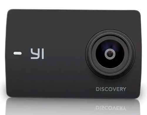 Rekomendasi Kamera Vlog Yang Bagus Dan Murah - SJCAM SJ4000
