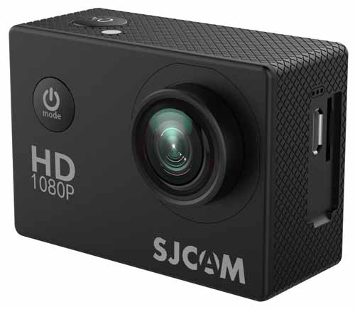 Rekomendasi Kamera Vlog Yang Bagus Dan Murah - SJCAM SJ5000
