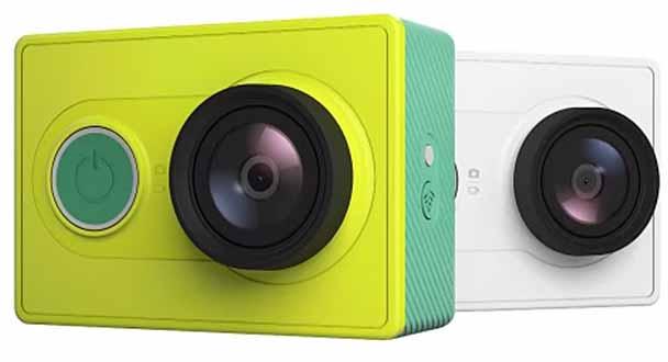 Rekomendasi Kamera Vlog Yang Bagus Dan Murah - Xiaomi Yi Sport 16 MP