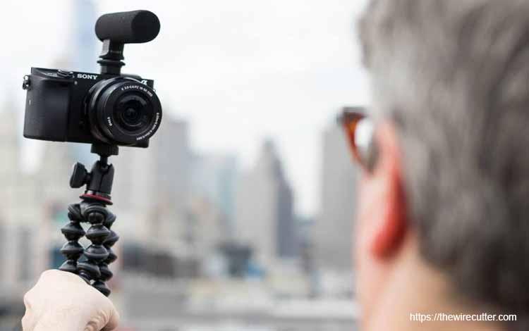 Rekomendasi Kamera Vlog Yang Bagus Dan Murah
