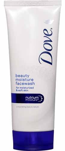 Rekomendasi Sabun Wajah Yang Bagus Untuk Kulit Kering - Dove Beauty Moisture Facial Foam