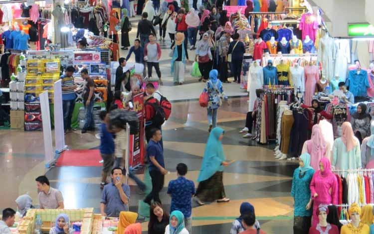 Surga Tempat Belanja Fashion Yang Murah Di Jakarta - Bagian Dalam Pasar Tanah Abang