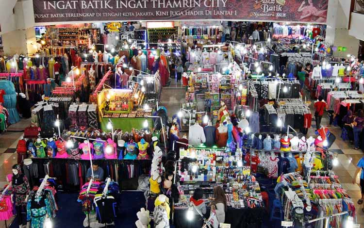 Surga Tempat Belanja Fashion Yang Murah Di Jakarta - Bagian Dalam Thamrin City