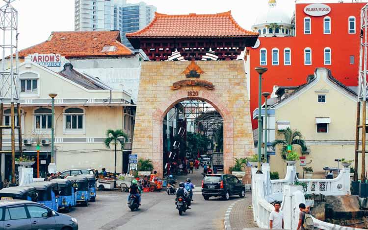 Surga Tempat Belanja Fashion Yang Murah Di Jakarta - Pasar Baru