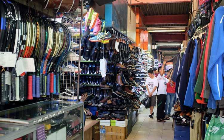 Surga Tempat Belanja Fashion Yang Murah Di Jakarta - Pasar Taman Puring