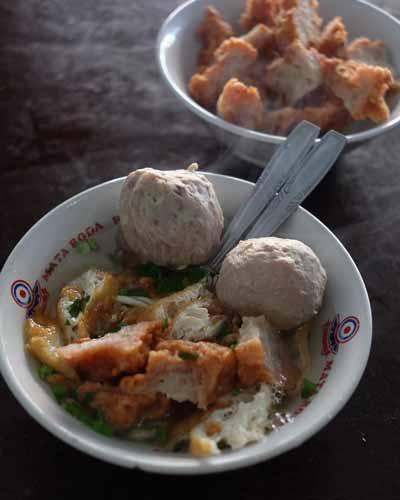 Tempat Makan Bakso Terenak Di Jogja - Bakso Jawi