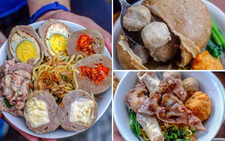 Tempat Makan Bakso Terenak Di Jogja - Bakso Mblenger
