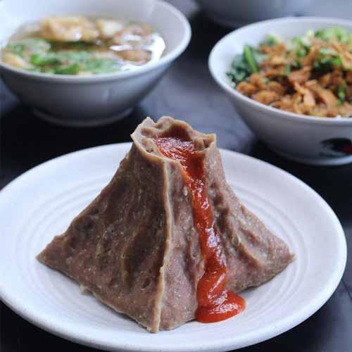 Tempat Makan Bakso Terenak Di Jogja - Bakso Merapi