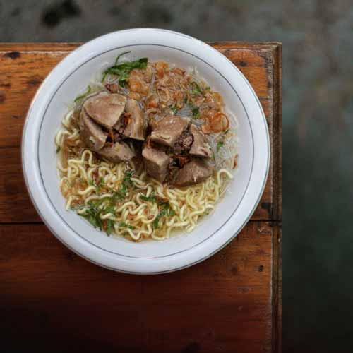 Tempat Makan Bakso Terenak Di Jogja - Bakso Pak Narto