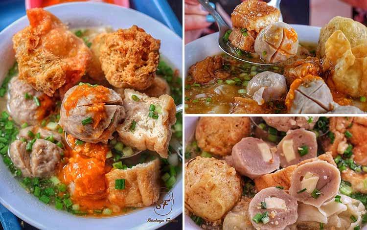 Tempat Makan Bakso Terenak Di Surabaya - Bakso Bintoro