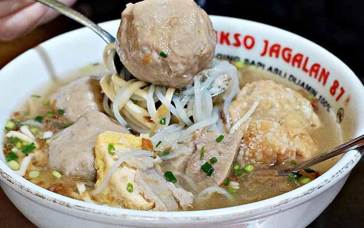 Tempat Makan Bakso Terenak Di Surabaya - Bakso Jagalan 87