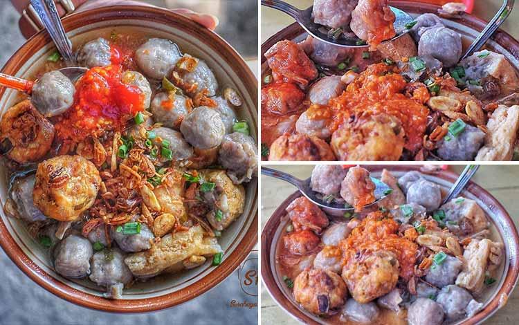 Tempat Makan Bakso Terenak Di Surabaya - Bakso Jalil