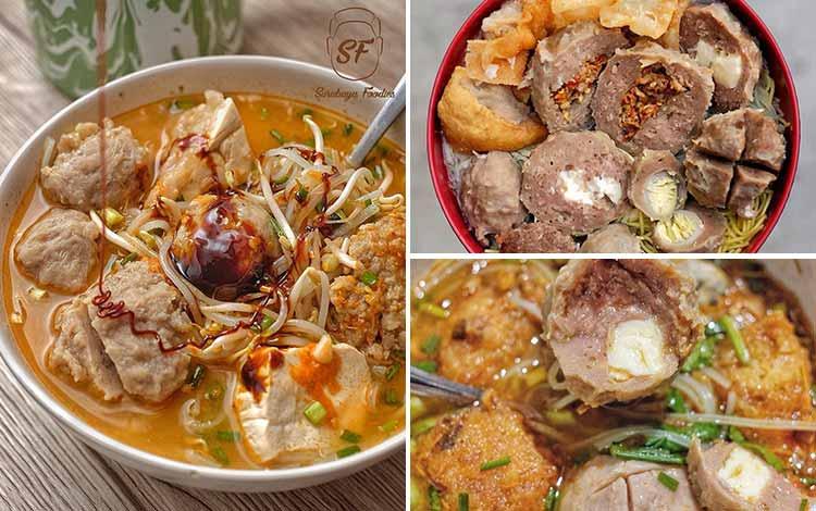 Tempat Makan Bakso Terenak Di Surabaya - Bakso Omen Again