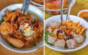 Tempat Makan Bakso Terenak Di Surabaya - Bakso Pak Djes