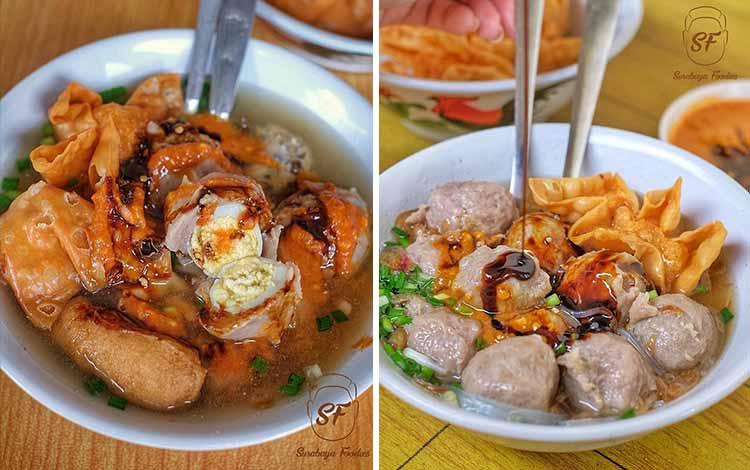 Ini Lho Tempat Makan Bakso Paling Enak Di Surabaya Blog Unik