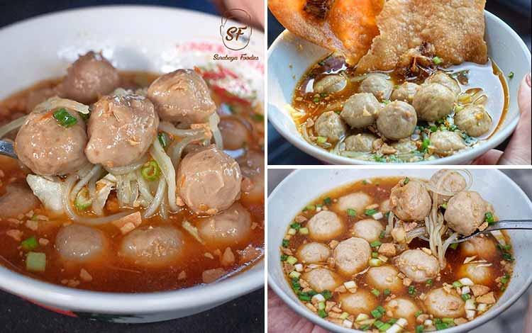 Tempat Makan Bakso Terenak Di Surabaya - Bakso Pak Nasir Cita Hati