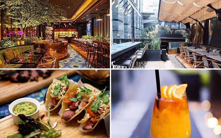 Tempat Makan atau Restoran Dengan Nuansa Alam Di Jakarta - Bottega Ristorante