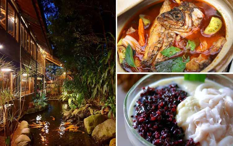 Tempat Makan atau Restoran Dengan Nuansa Alam Di Jakarta - Bupe Resto