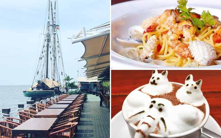 Tempat Makan atau Restoran Dengan Nuansa Alam Di Jakarta - Jetski Cafe