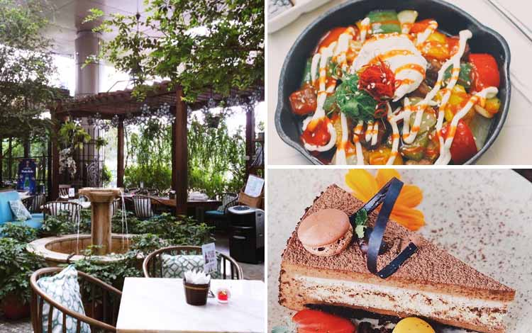 Tempat Makan atau Restoran Dengan Nuansa Alam Di Jakarta - Odysseia