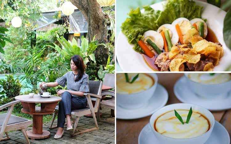 Tempat Makan atau Restoran Dengan Nuansa Alam Di Jakarta - Omah Sendok