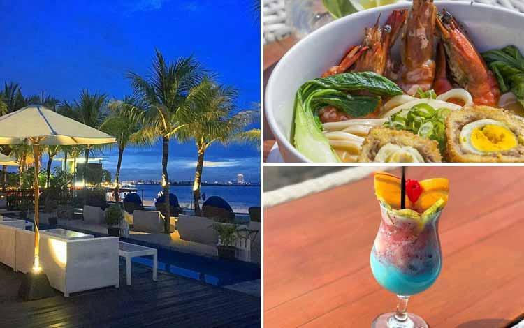 Tempat Makan atau Restoran Dengan Nuansa Alam Di Jakarta - Segarra Seaside Escape