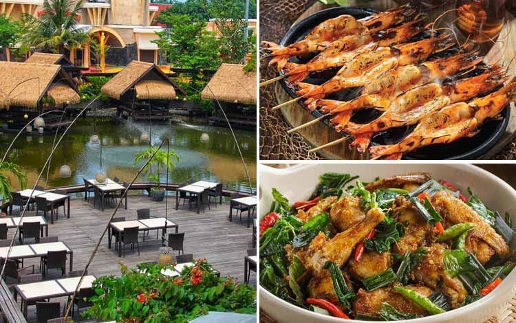 Tempat Makan atau Restoran Dengan Nuansa Alam Di Jakarta - Talaga Sampireun