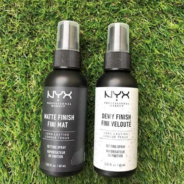 Rekomendasi Merk Setting Spray Agar Make Up Kamu Awet - NYX Professional Make Up Setting Spray