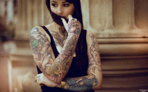 Alasan Mengapa Sebaiknya Kamu Jangan Bertato - Sebagian masyarakat memandang tato terlihat kusam