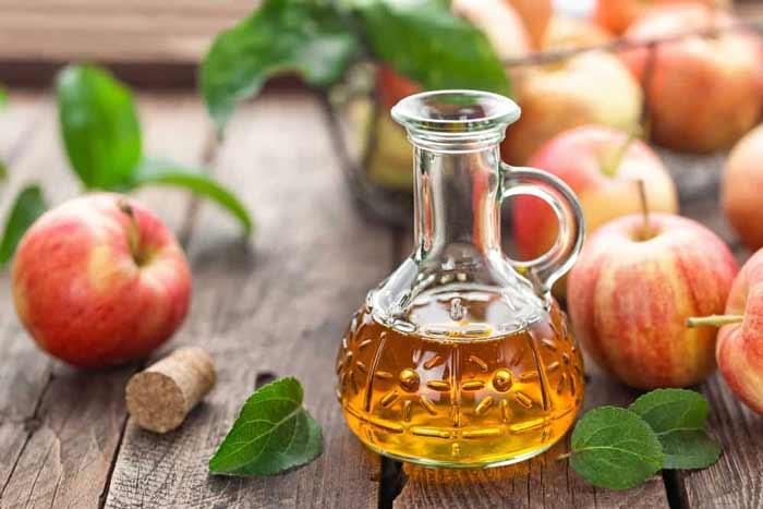 Cara Ampuh Mengurangi Rambut Rontok Secara Alami - cuka apel