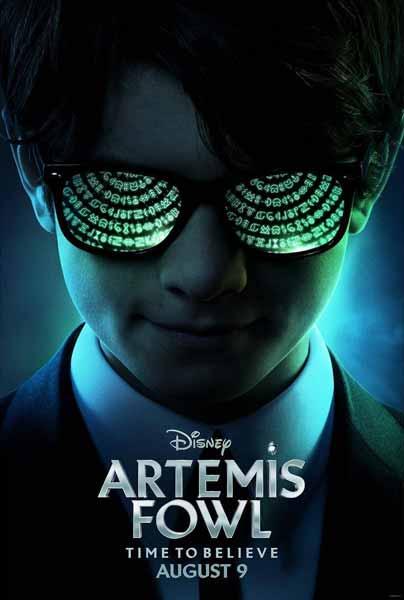 Film Bioskop Tayang Agustus 2019 - Artemis Fowl
