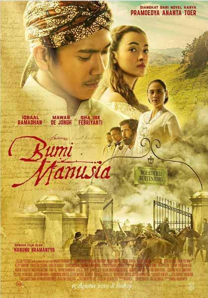 Film Bioskop Tayang Agustus 2019 - Bumi Manusia