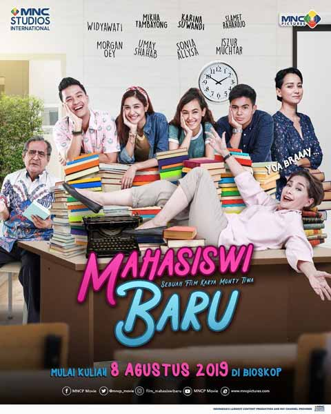 Film Bioskop Tayang Agustus 2019 - Mahasiswi Baru
