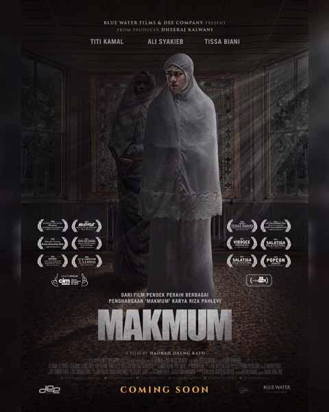 Film Bioskop Tayang Agustus 2019 - Makmum The Movie