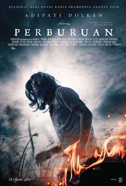 Film Bioskop Tayang Agustus 2019 - Perburuan